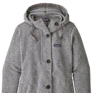 Patagonia Better Sweater Fleece Hooded Jacket Sm